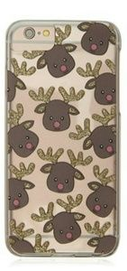 Reindeer Graphic Case for iPhone 6/6s/7